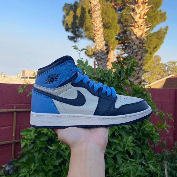 Jordan Shoes 1 Obsidian Poshmark